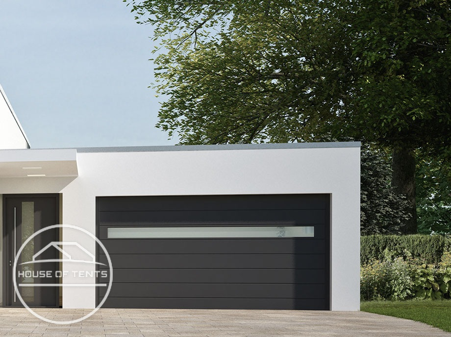 Permanent garages as a cost-intensive alternative to tent garages