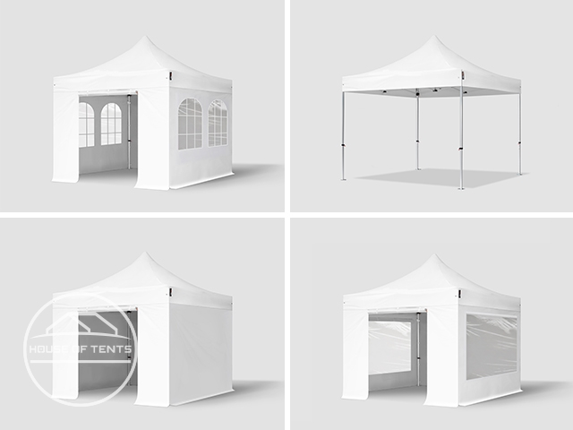 An open gazebo